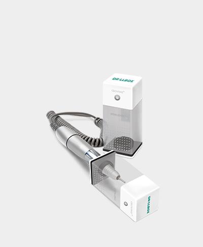 UV C LED 네일 기구 살균기 DRILLBOX